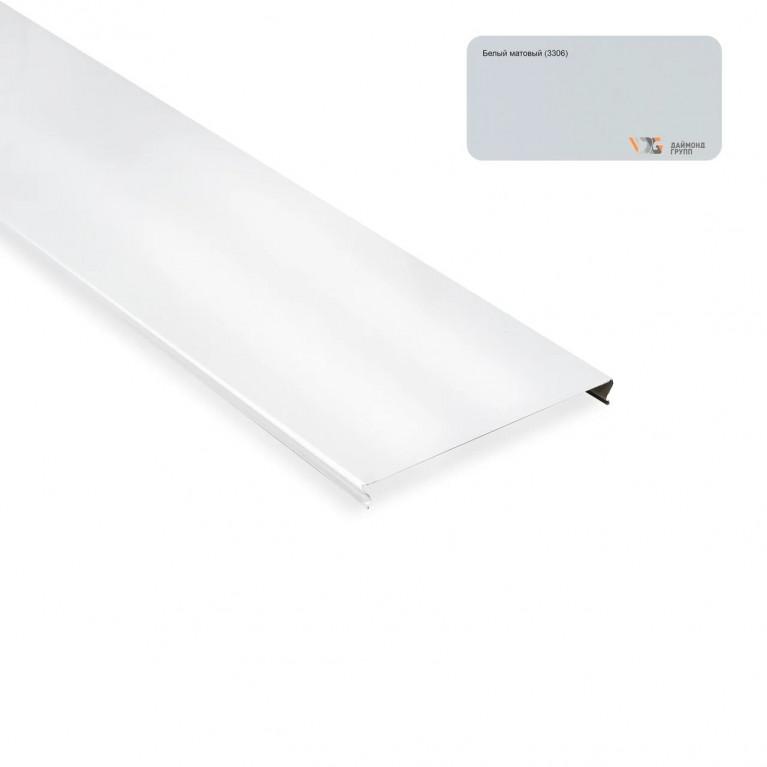 S-система 100х4000 (белый матовый-3306/R) D