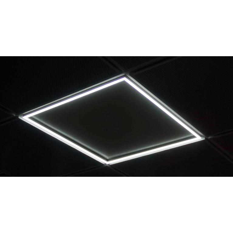 Светильник ULTRA LIGHT LED RAMKA  40W  6500K 591х591х10