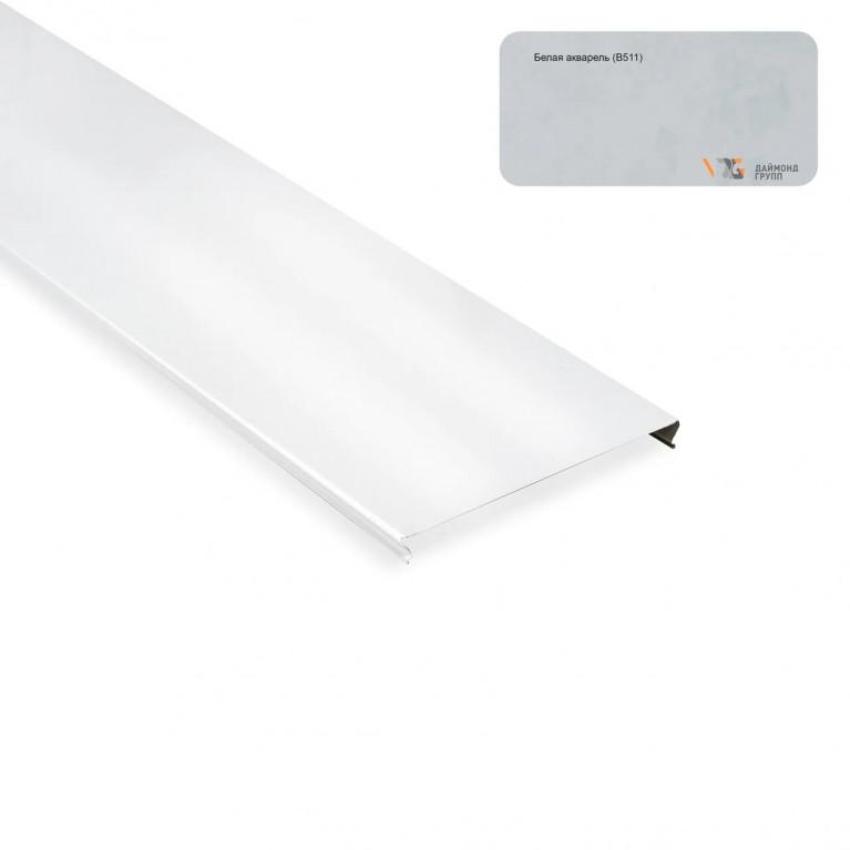 S-система 100х3000 (белая акварель-В511)D
