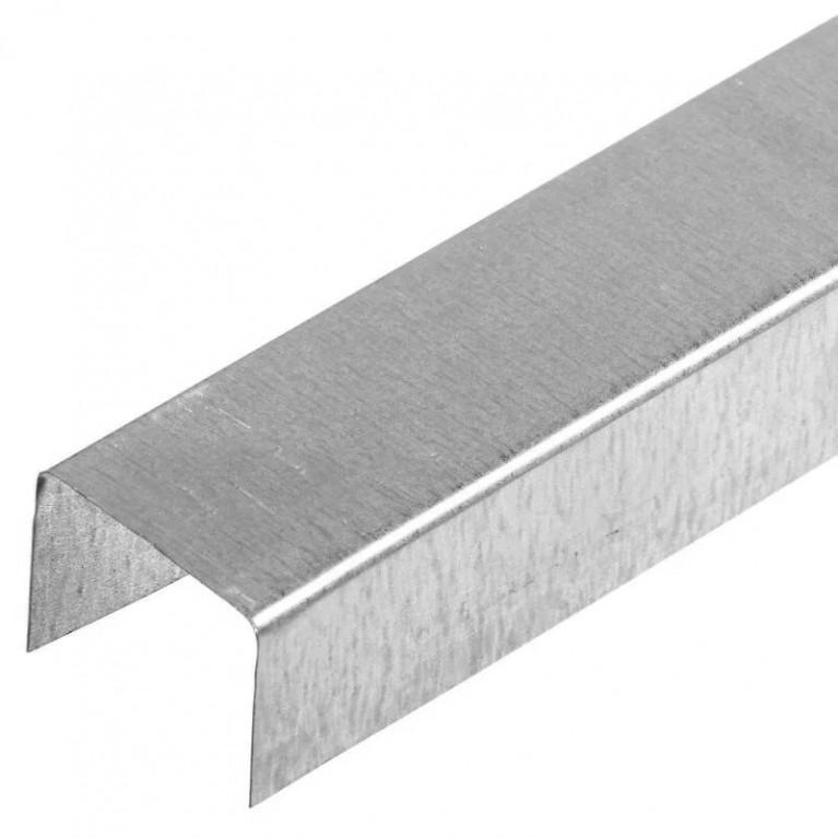 Профиль ППН-27х28    Стандарт 27х28х0,5 мм   3000мм